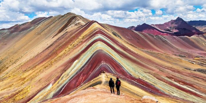 Coutumes datant au Pérou